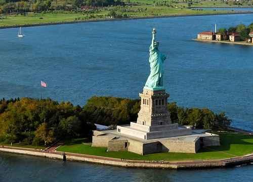 Những điều ít biết về tượng Nữ Thần Tự Do của nước Mỹ