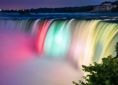 Thác nước Niagara – Món quà tuyệt vời đến từ mẹ thiên nhiên