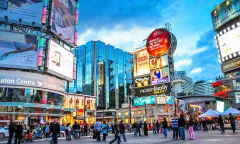 Đi du lịch Canada tự túc