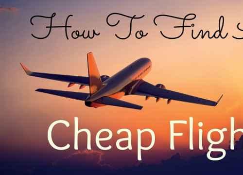 Hướng dẫn mua vé máy bay giá rẻ
