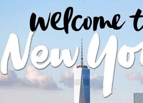 New York City các địa điểm ưa thích