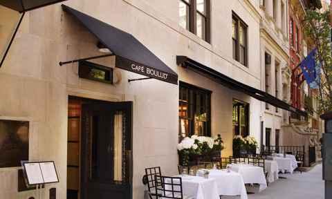 Các nhà hàng nổi tiếng ở New York