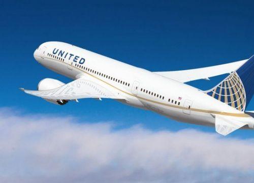 Hãng máy bay United Airlines - Văn phòng đại diện United Airlines