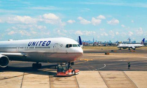 Vé máy bay từ Sài Gòn đi Mỹ hãng máy bay United Airlines