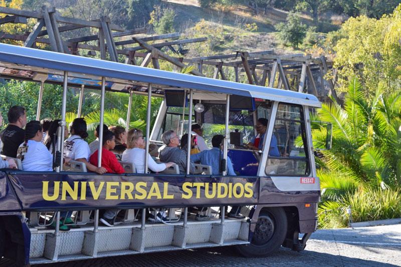 Hành trình khám phá phim trường Universal