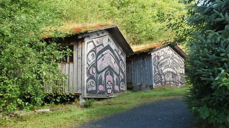Công viên Potlatch Totem Park Mỹ