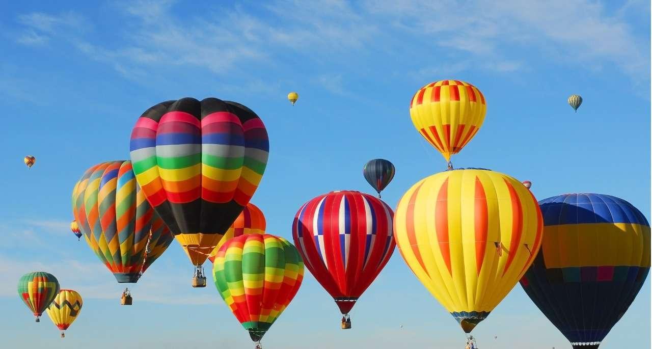 Albuquerque International Balloon Fiesta - Albuquerque, New Mexico