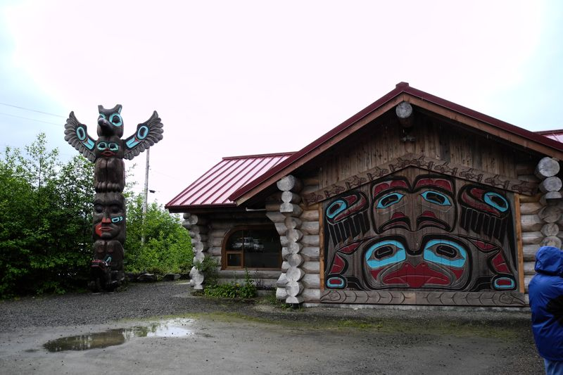 Công viên Potlatch Totem Park Hoa Kỳ