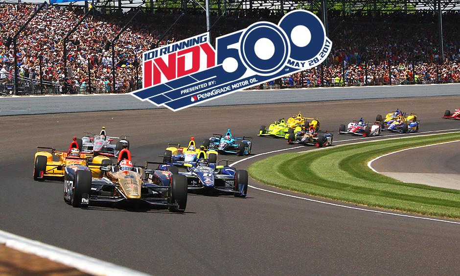 Cách nhận vé đến Indianapolis 500