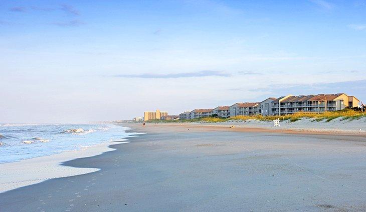 north carolina beaches