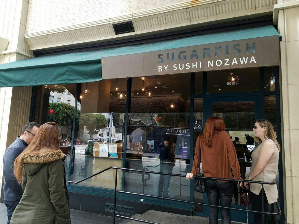Trải nghiệm Sugarfish