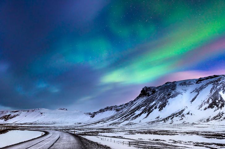 Cổng công viên quốc gia Bắc Cực Alaska