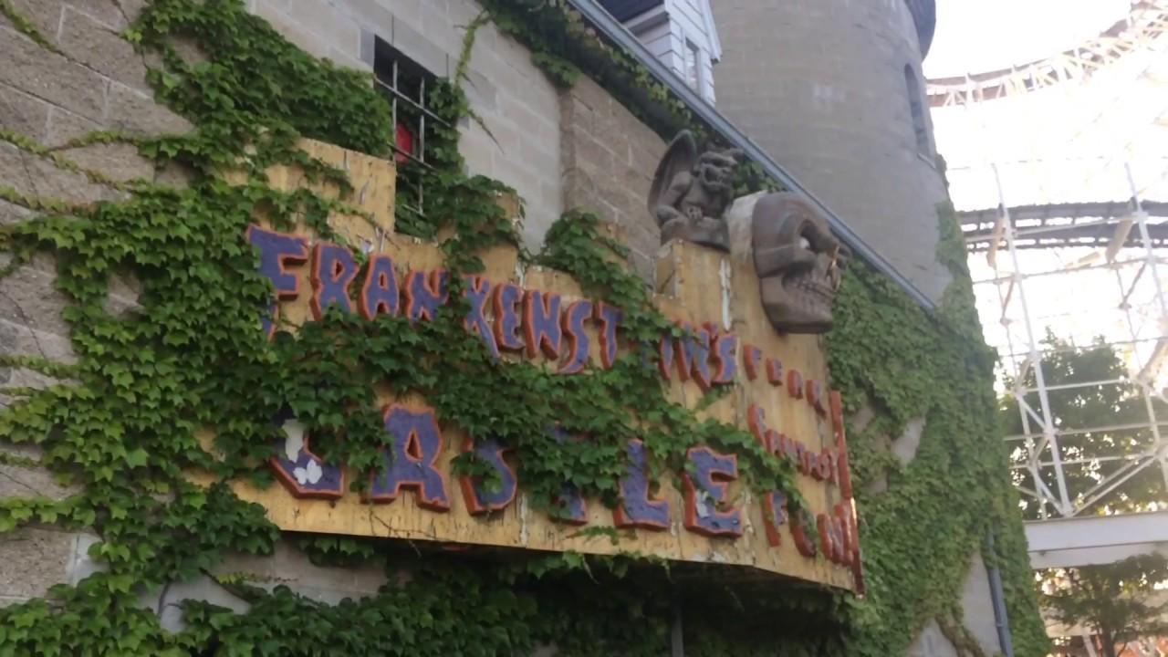 Lâu đài ma ám của Tiến sĩ Frankenstein: Monticello, Indiana