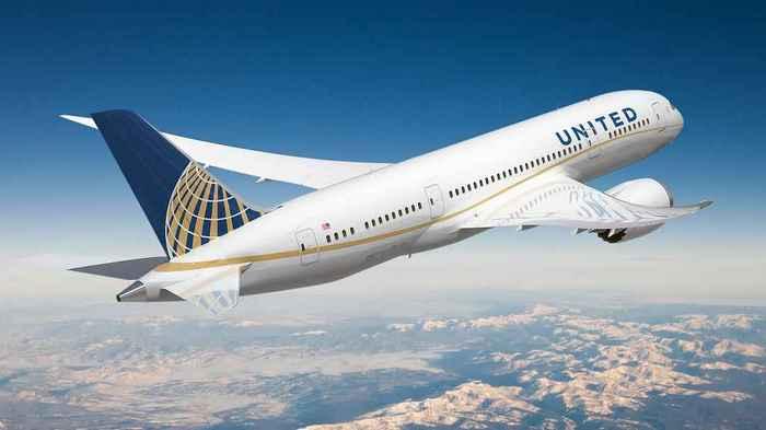 hãng hàng không United Airlines tại Việt Nam