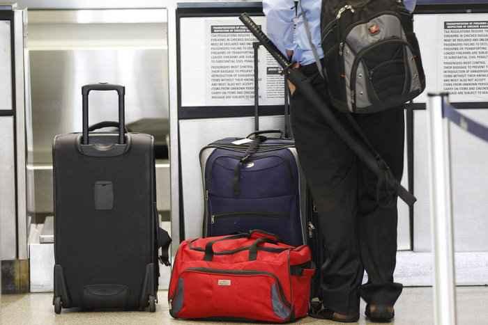 Hành lý hãng United Airlines
