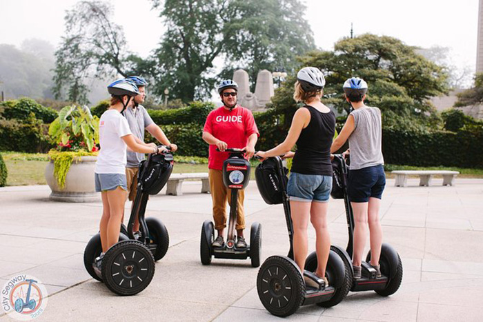 Tour ở Chicago Segway - Chicago Lakefront