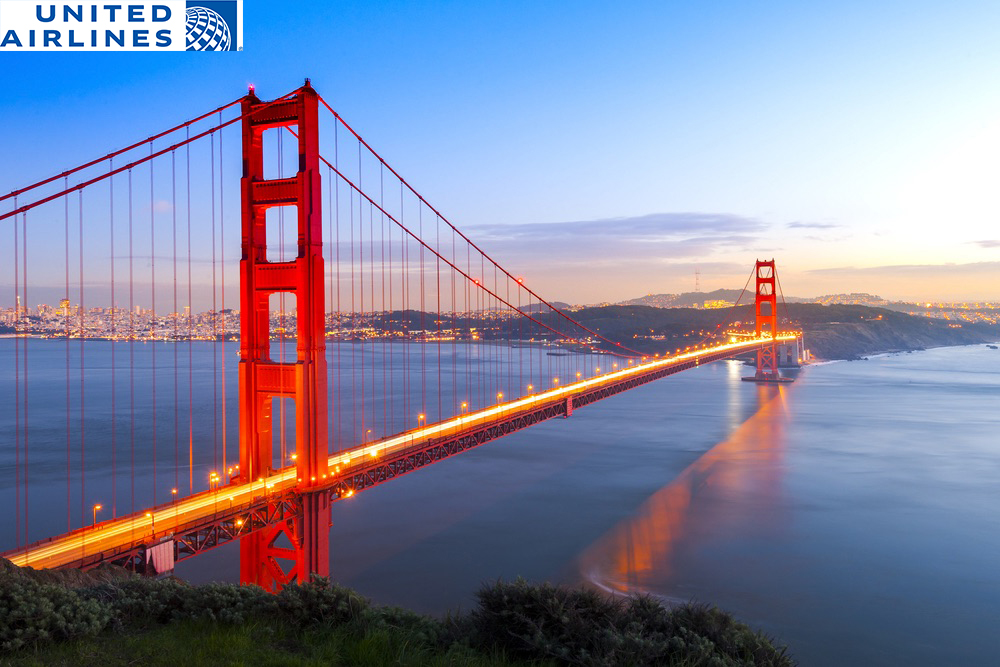Top 4: Cầu San Francisco / Golden Gate