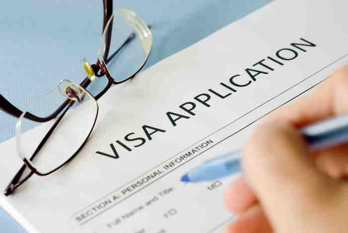 Xin Visa sớm nhất có thể