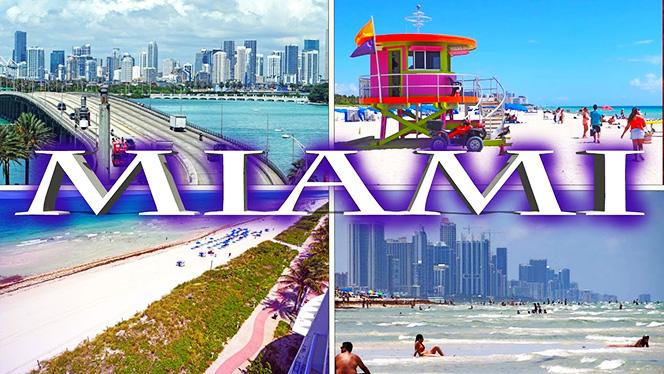 Vé máy bay khứ hồi đi Miami Mỹ