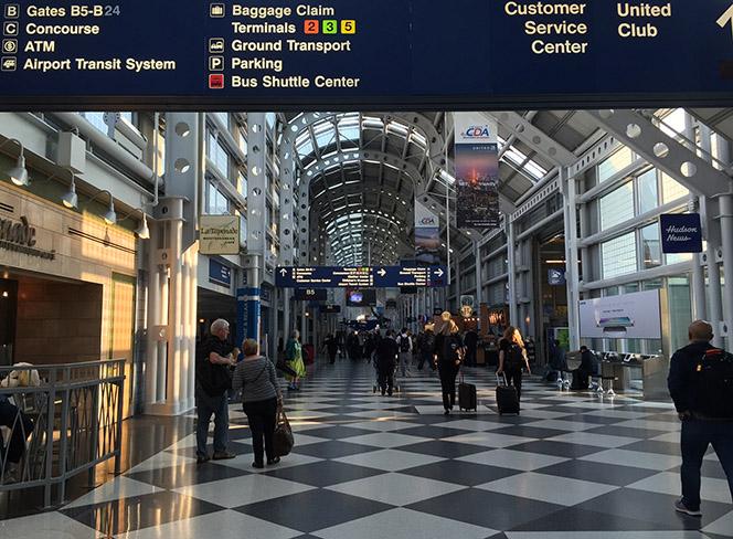 Đặt vé máy bay đi Mỹ khứ hồi giá rẻ United Airlines