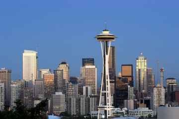 Vé máy bay đi Seattle (Mỹ) giá rẻ