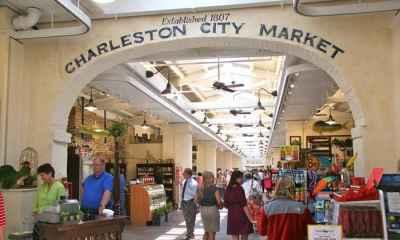 Vé máy bay đi Charleston (Mỹ) giá rẻ