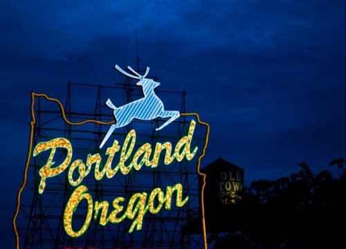 Vé máy bay đi Portland (Mỹ) giá rẻ