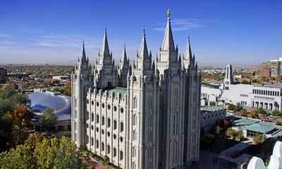 Vé máy bay đi Salt Lake City (Mỹ) giá rẻ