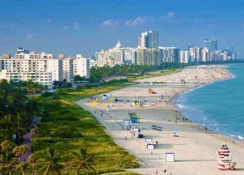 Vé máy bay đi Miami (Mỹ) giá rẻ