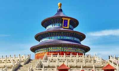 Vé máy bay đi Bắc Kinh (Trung Quốc) giá rẻ