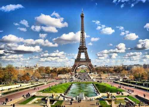 Vé máy bay đi Paris (Pháp) giá rẻ