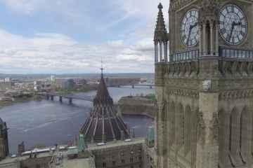 Vé máy bay đi Ottawa (Canada) giá rẻ