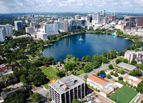 Vé máy bay đi Orlando (Mỹ) giá rẻ