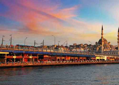 Vé máy bay đi Istanbul (Thổ Nhĩ Kỳ) giá rẻ