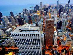 Giá vé máy bay đi Chicago