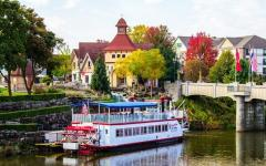 Frankenmuth Michigan: khám phá Little Bavaria Mỹ